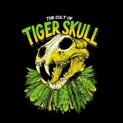 """TIGER SKULL """"The Cult Of Tiger Skull"""" CD"""
