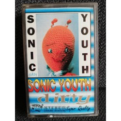 """SONIC YOUTH """"Dirty"""" CASS"""