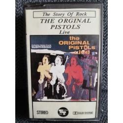 "SEX PISTOLS ""The Original Pistols Live"" CASS"