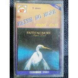 "FAITH NO MORE ""Angel Dust"" CASS"