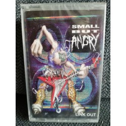 """SMALL BUT ANGRY """"Link Out"""" CASS"""