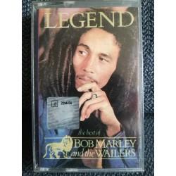 """Bob MARLEY & The WAILERS """"Legend"""" CASS"""