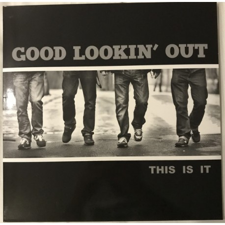 """GOOD LOOKIN' OUT """"This Is It"""" gold LP"""