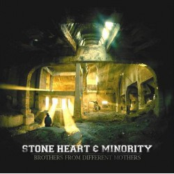 STONE HEART / MINORITY Split LP