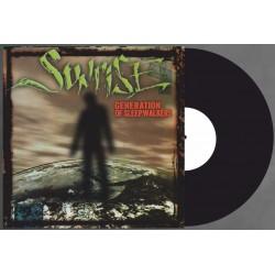 "SUNRISE ""Generation Of Sleepwalkers"" green LP"