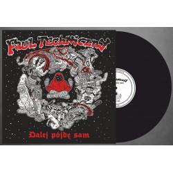 """FAUL TECHNICZNY """"Dalej Pójdę Sam"""" black LP"""