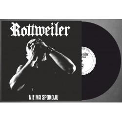 "ROTTWEILER ""Nie Ma Spokoju"" black LP"