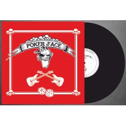 POKER FACE S/T black LP