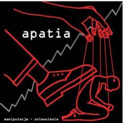"""APATIA """"Manipulacja Zniewolenie"""" LP"""
