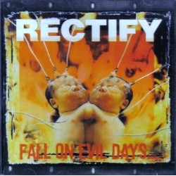 """RECTIFY """"Fall On Evil Days"""" CD"""