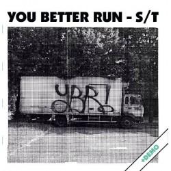 YOU BETTER RUN S/T CD