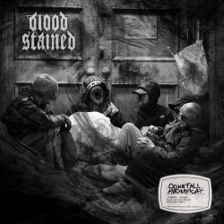 """BLOODSTAINED """"Downfall Magnificat"""" CD"""