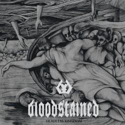 """BLOODSTAINED """"Headless Kongdom"""" CD"""